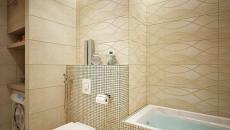 aménager petite salle de bains moderne