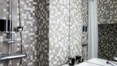 salle de douche espace optimisé