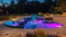 construire sa piscine en forme de violon stradivarius