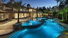 belle piscine design luxe belle demeure