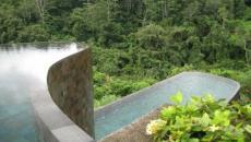 piscine extérieur à Bali exotique