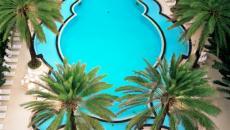 superbe piscine extérieure unique exotique