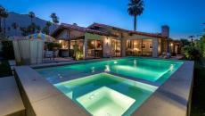piscine et jacuzzi de luxe