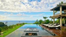 exotique résidence avec piscine