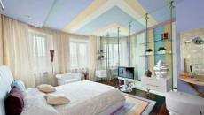 idées de déco maison plafond créatif