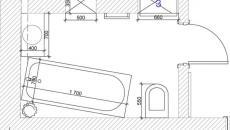 plan optimiser l'espace petite salle de bain