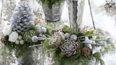 décoration hivernal fêtes de fin d'année