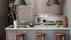 design déco cuisine ouverte fonctionnelle moderne