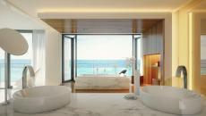 intérieur contemporain moderne salle de bain design luxueux