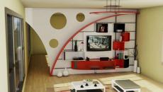 meuble petit salon appartement de ville