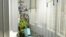 beau balcon vitré appartement de ville