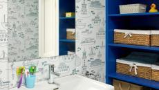 rangements pratiques salle de bain