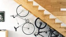 support à vélo optimisant l'espace