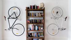 crochet suspendre ranger vélos