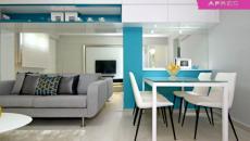 séjour rénovation appartement fait
