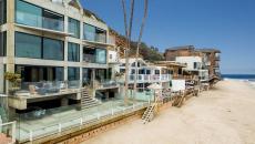 résidence de luxe à louer sur la plage de Malibu