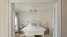 Chambre design luxe résidence secondaire