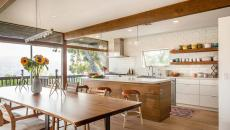 espace salle à manger cuisine