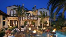 belle résidence de luxe vacances côte