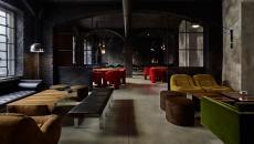 ameublement design restaurant lounge italie