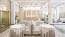 design élégant restaurant de luxe singapour