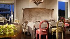 restaurant étoile michelin rome colisée