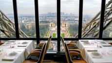restaurant tour Eiffel jules verne
