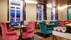 Restaurant de l'hôtel chic LX à Lisbonne