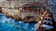 restaurant original rocher plage mer