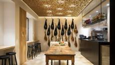 ethno ambiance folklorique restaurant design espagne