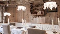restaurant hôtel chic vacances montagne tyrol