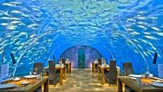 restaurant design luxe original sous mer