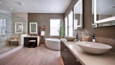 sol antidérapant matériaux naturels salle de bains