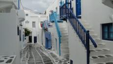 maisons Chora Mykonos hôtel boutique vacances tourisme