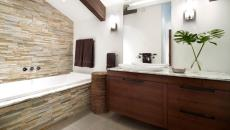 Influences moderne et zen salle de bains sympa