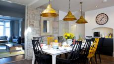 chaises dépareillées design idées déco maison