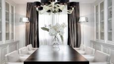 ameublement salle à manger minimaliste luxe