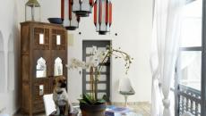 salle à manger moderne décoration éclectique