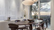 table chaises salle à manger design