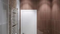 aménagement astucieux salle de bain appartement