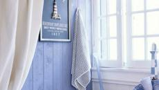 inspiration marine salle de bain enfant