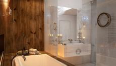 salle de bains ambiance chaleur