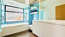 salle de bain privative maison de vacances prestige malibu