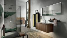 belle salle de bains ameublement chic
