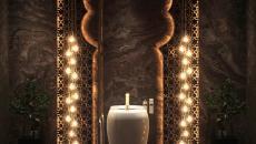 salle de bains design inspiré par mille et une nuits