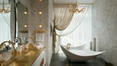 luxe salle de bains design