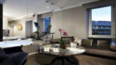 hotel de luxe face colisée rome