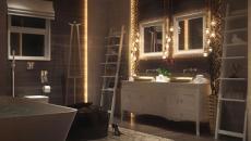 salle de bain de luxe design original