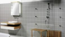salle de bain moderne design épuré