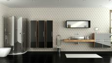 ambiance moderne salle de bain design